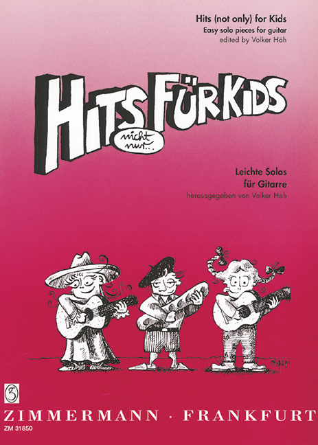 Hits-not-only-for-Kids-easy-solos-guitar-9790010318509